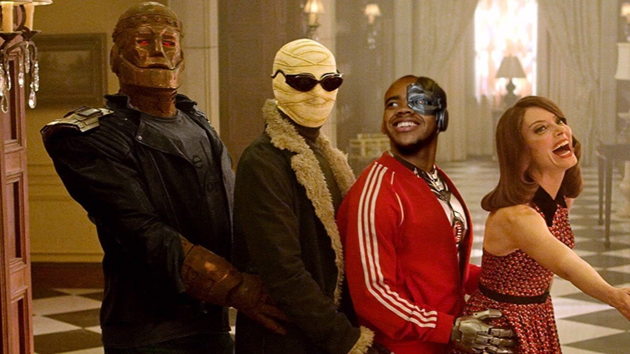 Doom Patrol Episodes One And Two Synopses Suggests Cyborg S