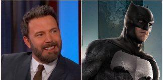 Ben Affleck Talks Leaving 'Batman' Role