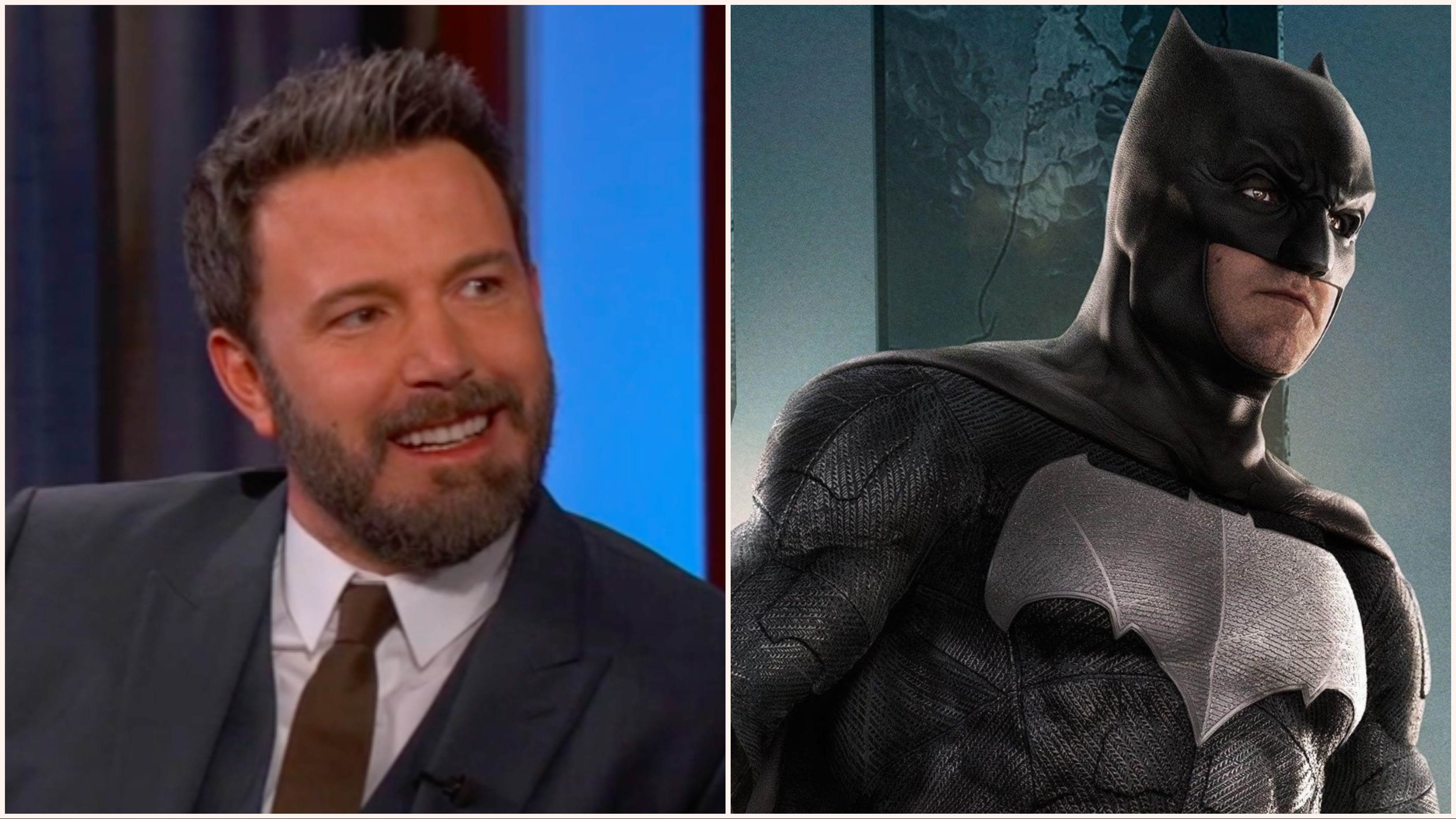 Ben Affleck Talks Leaving 'Batman' Role