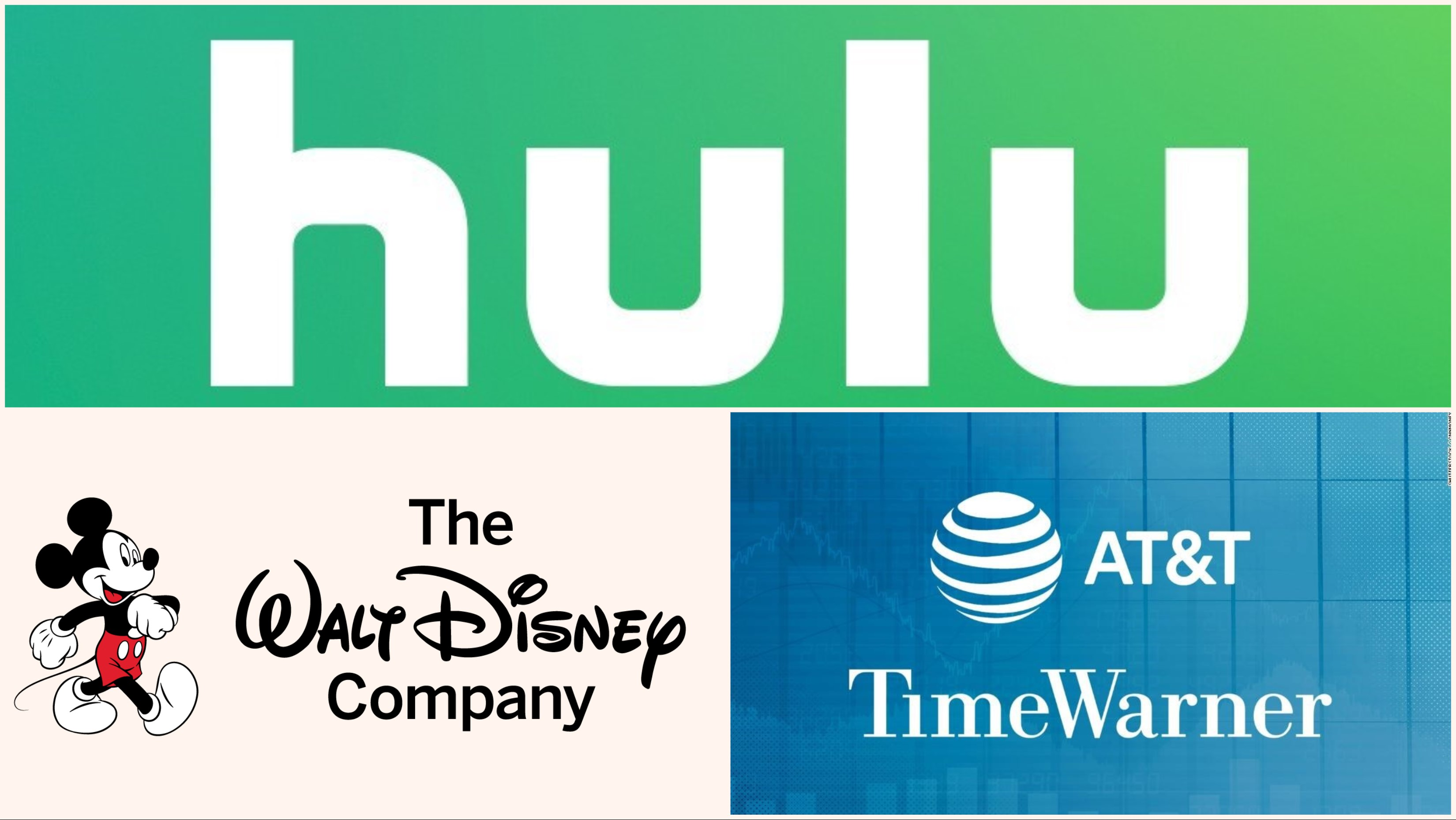 Disney In Talks To Buy 10% Interest In Hulu From AT&T