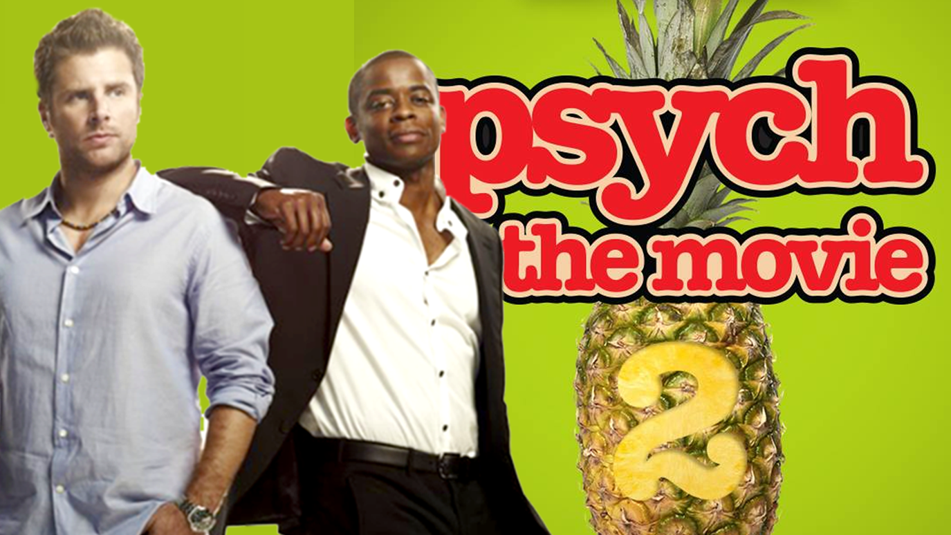 'Psych: The Movie' Sequel In Development