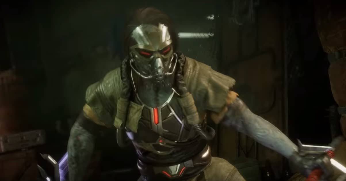 Mortal Kombat 11 New Character Reveals Fandomwire