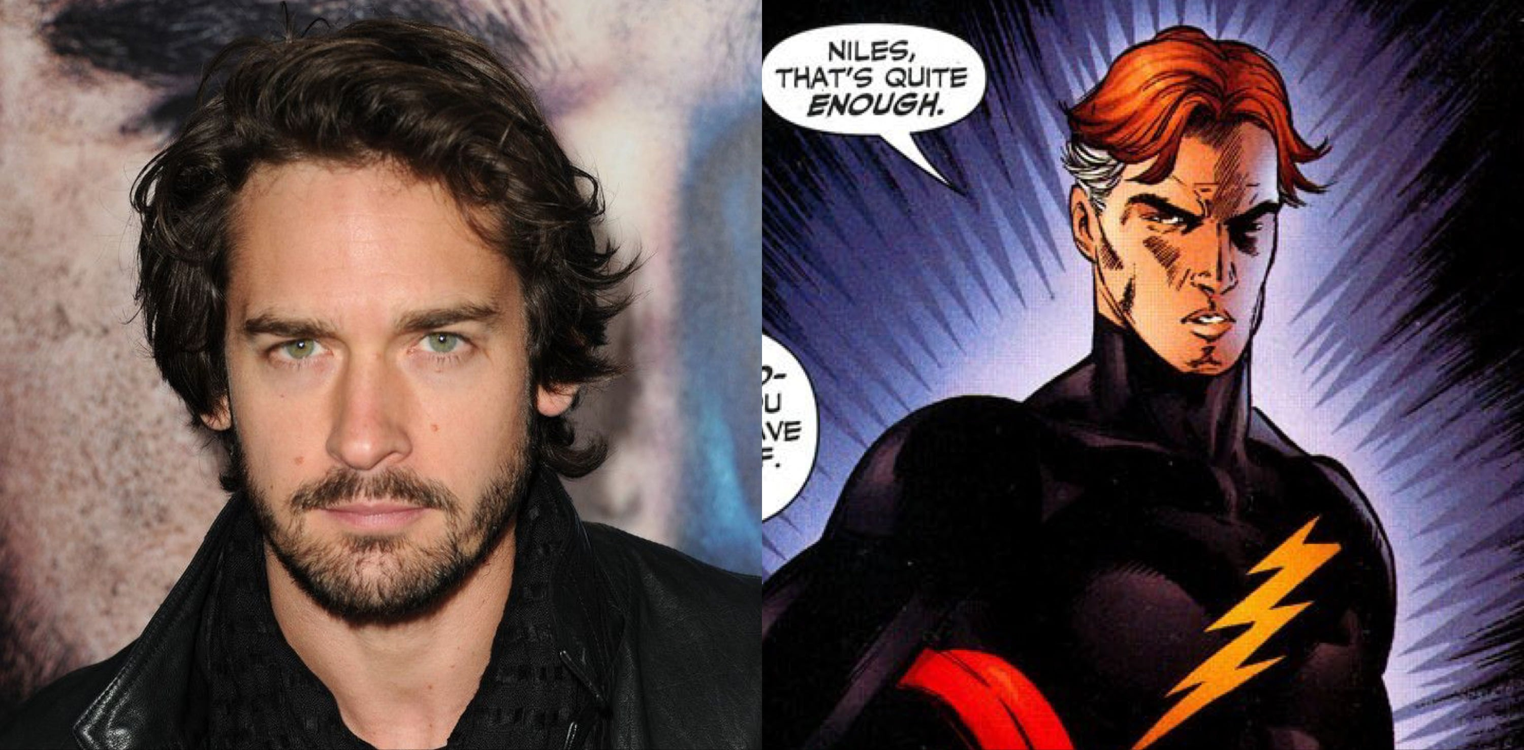 Rumor Will Kemp Tapped To Play Mento In Dc S Doom Patrol