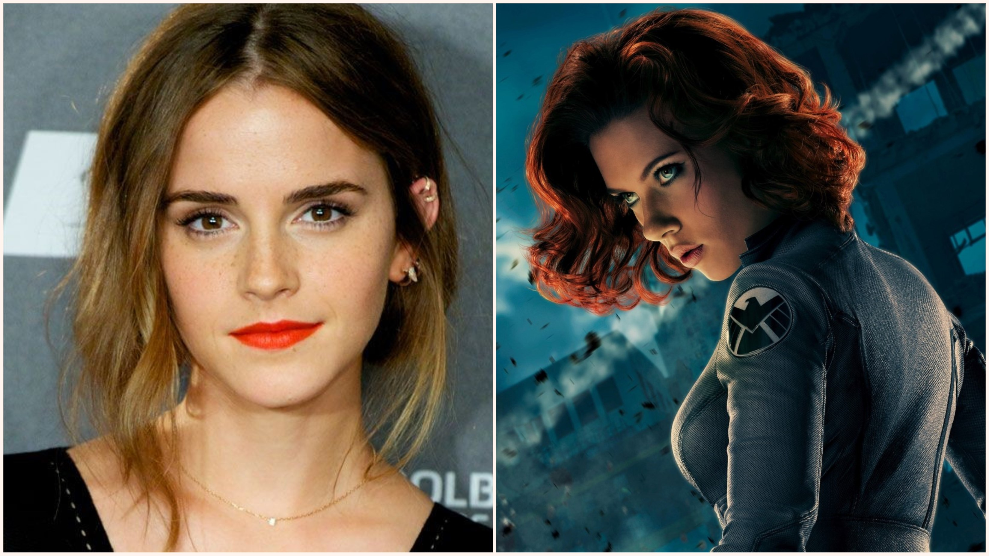 Emma Watson On Short List For Lead In 'Black Widow'