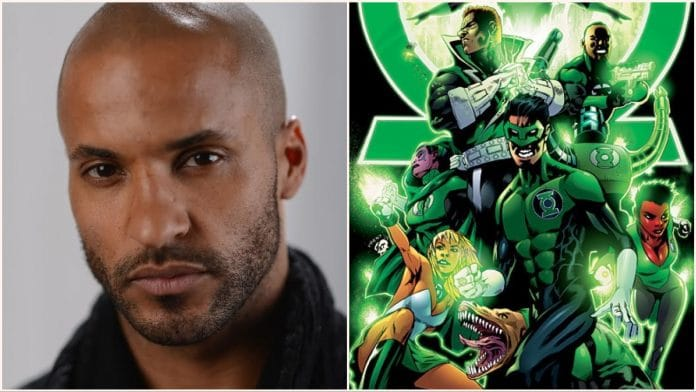 Ricky Whittle Talks Potential Role In 'Green Lantern Corps'