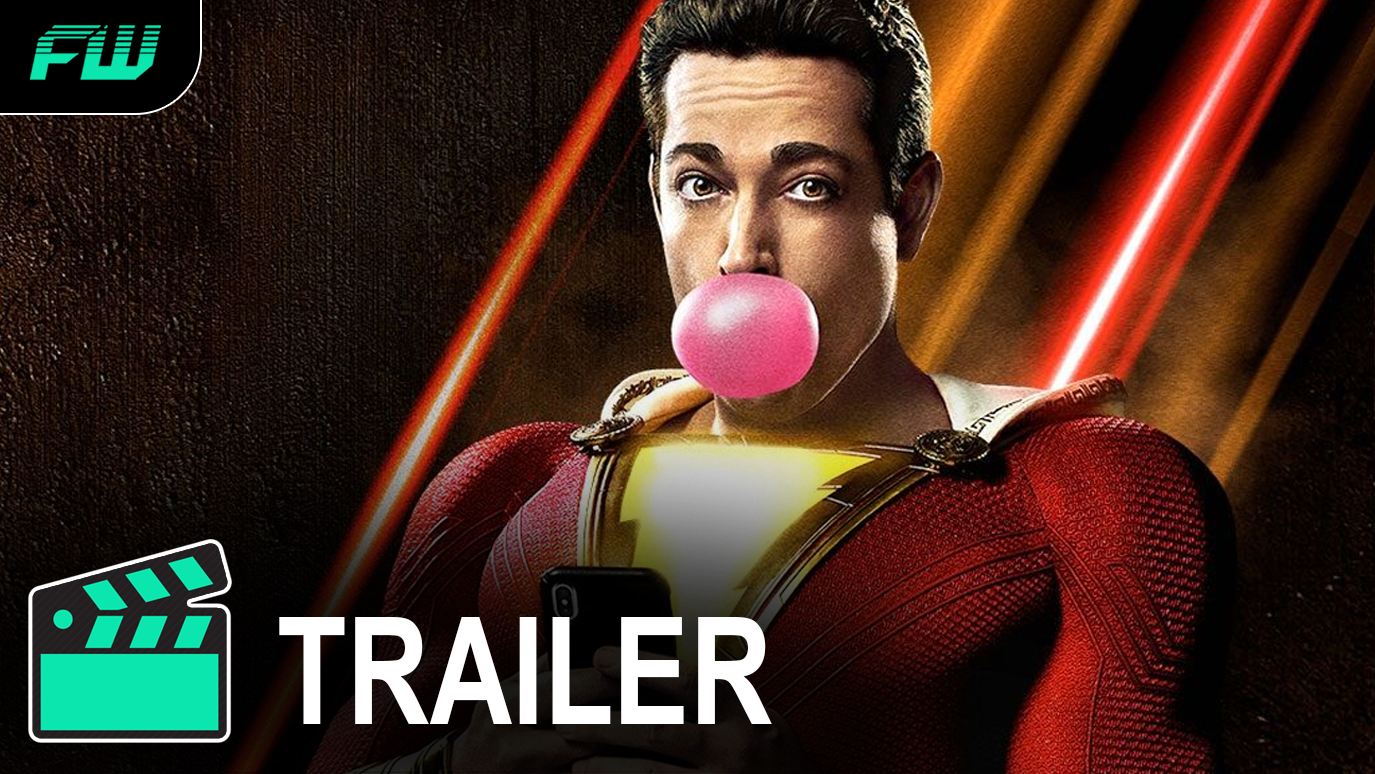 New 'Shazam' Trailer Soars With Jokes & Action