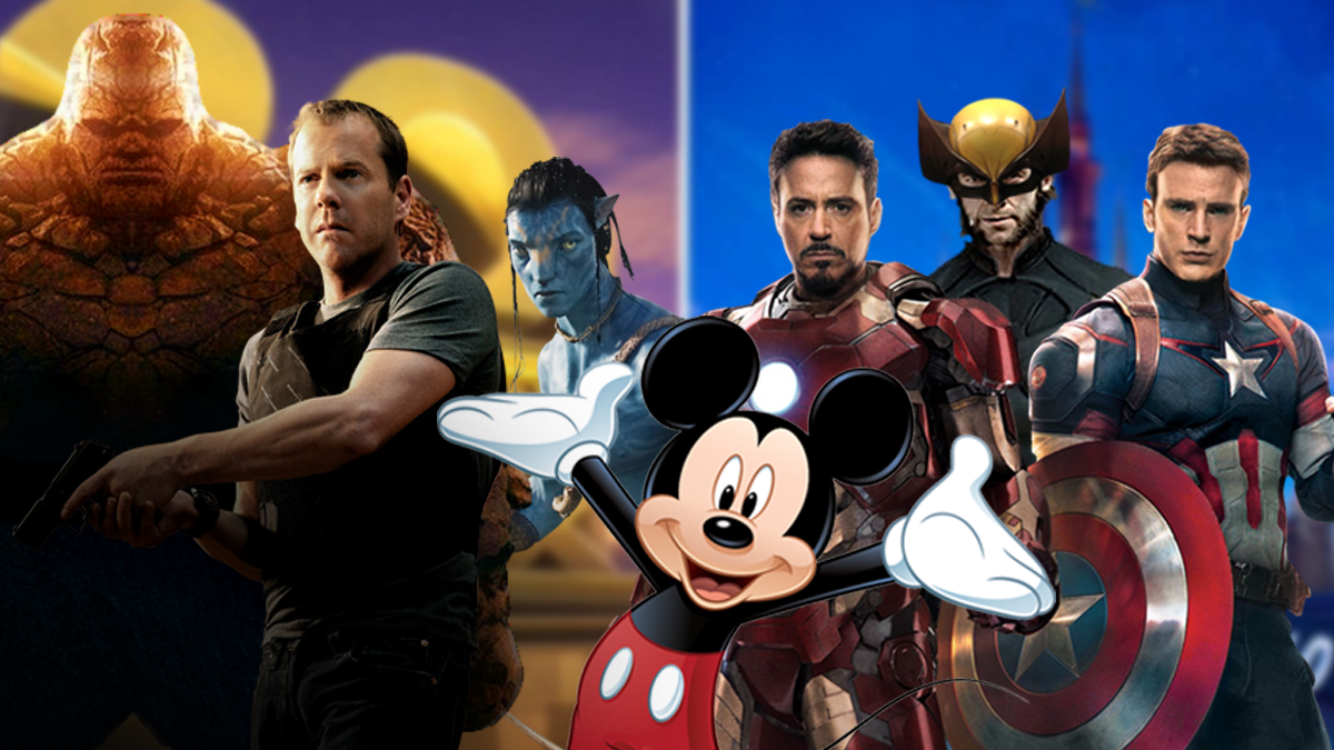 Disney's Acquisition Of Fox Completed