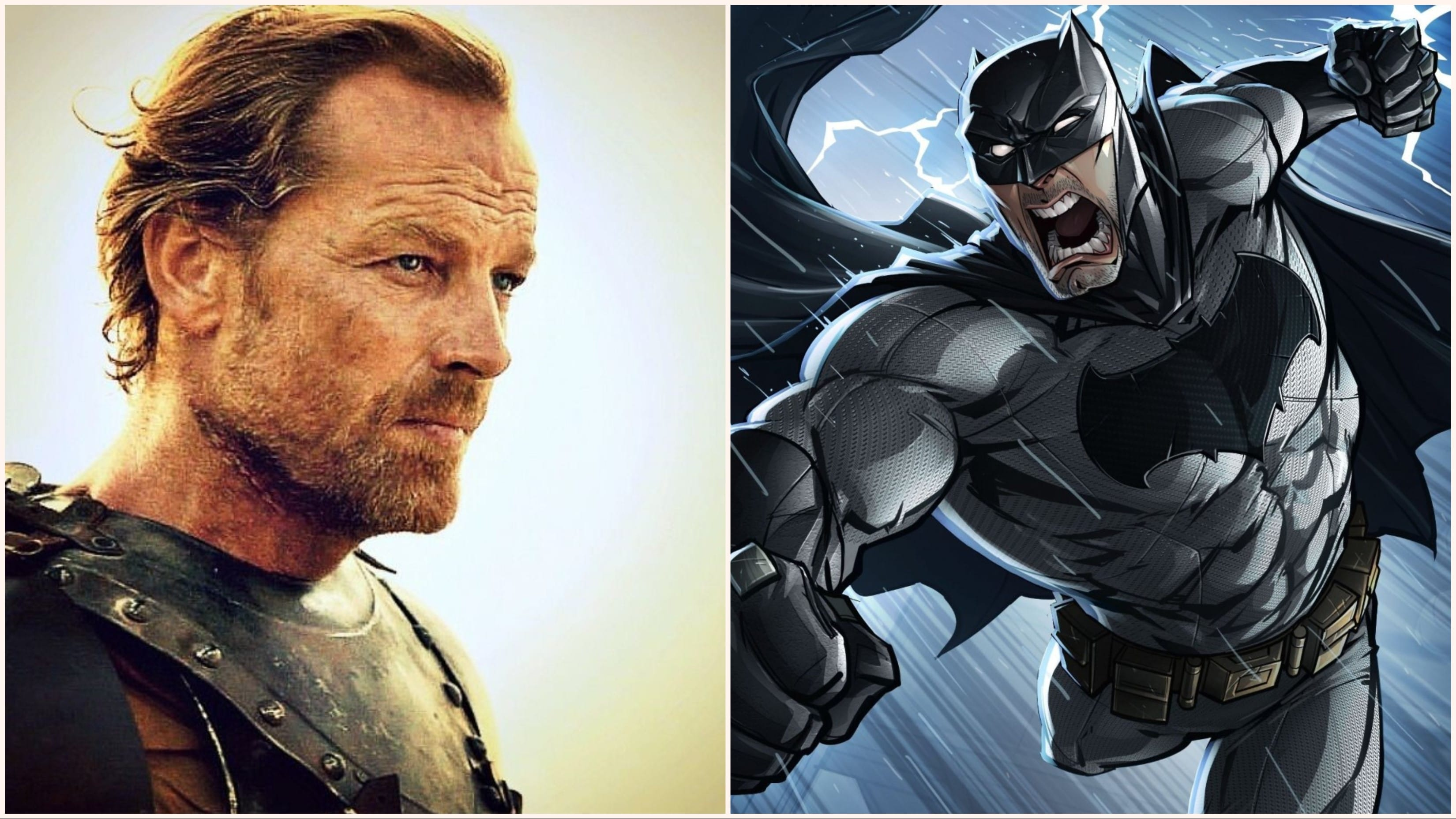 'Game Of Thrones' Star Cast As Batman In 'Titans'