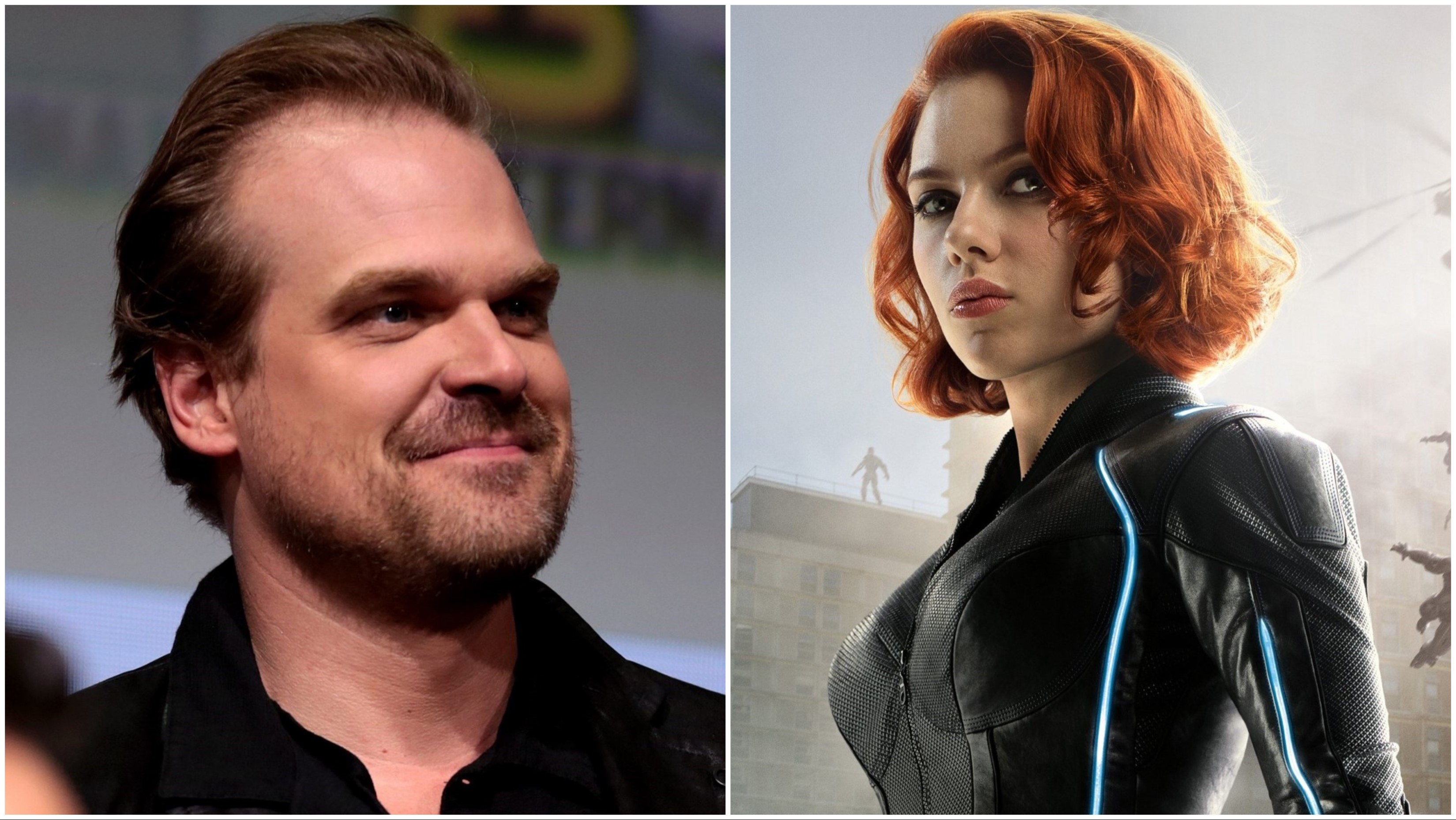 'Hellboy' Star David Harbour Joins 'Black Widow'
