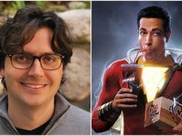 Henry Gayden To Write 'Shazam!' Sequel