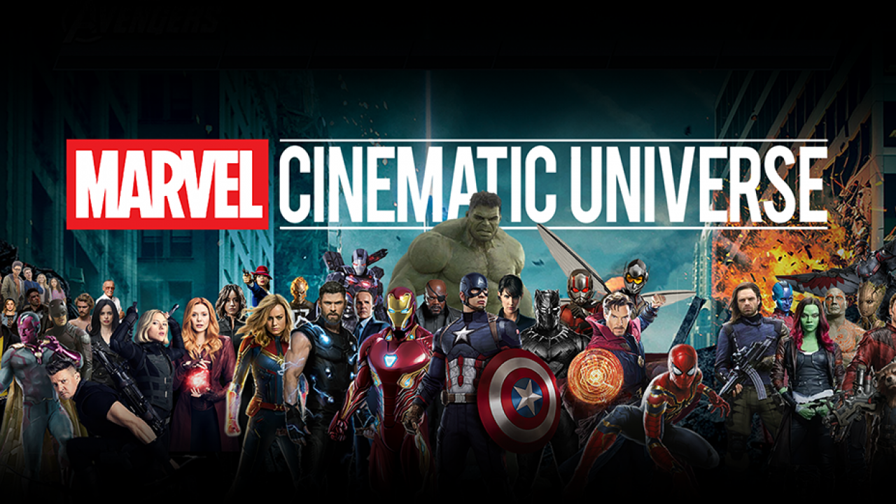 MARVEL CINEMATIC UNIVERSE (MCU)