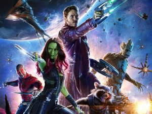 Star-Lord and Guardians
