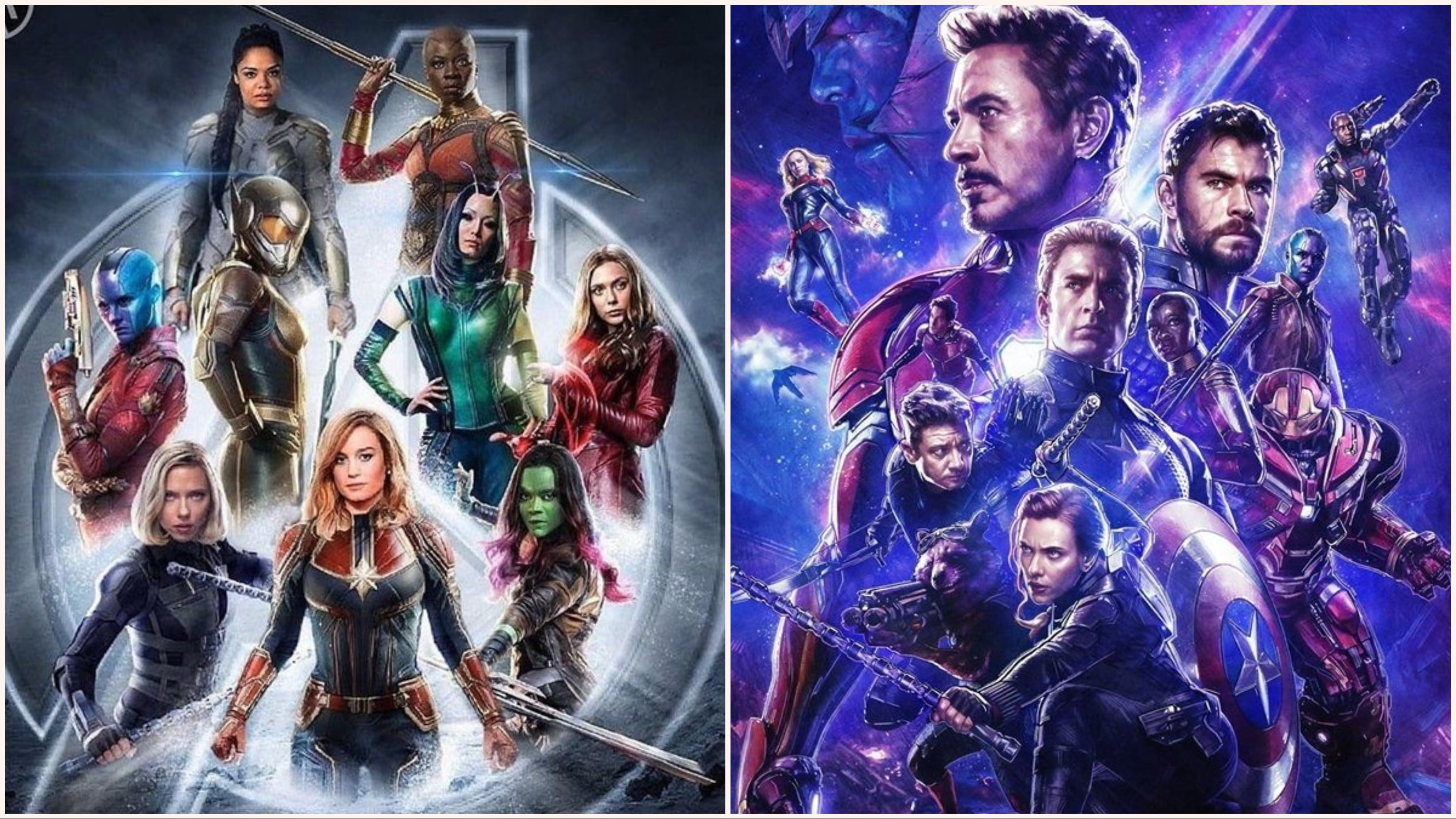 All-Female Avengers Movie Teased By 'Avengers: Endgame'?