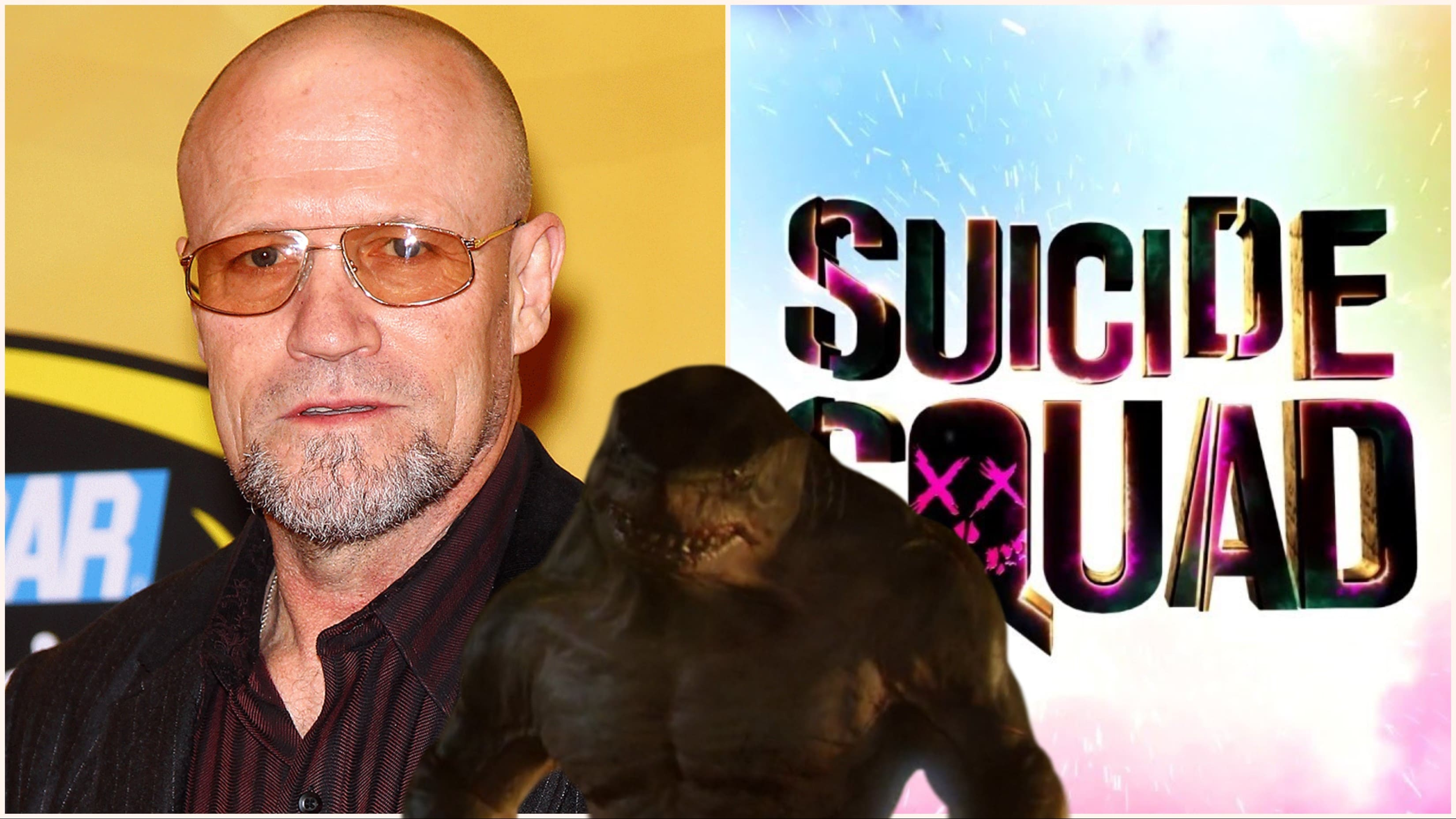 Michael Rooker is potentially making the jump from Marvel to DC as he in talks to portray supervillain King Shark in James Gunn's upcoming The Suicide Squad