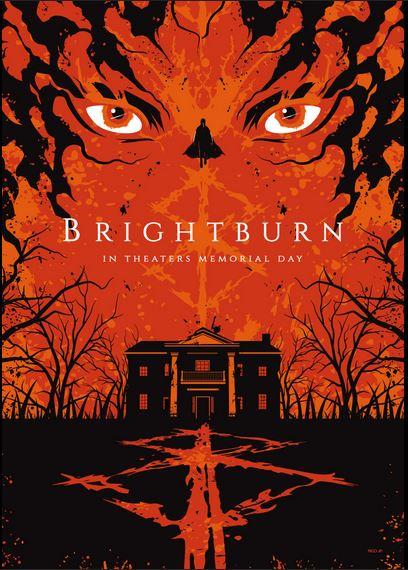 brightburn comic book