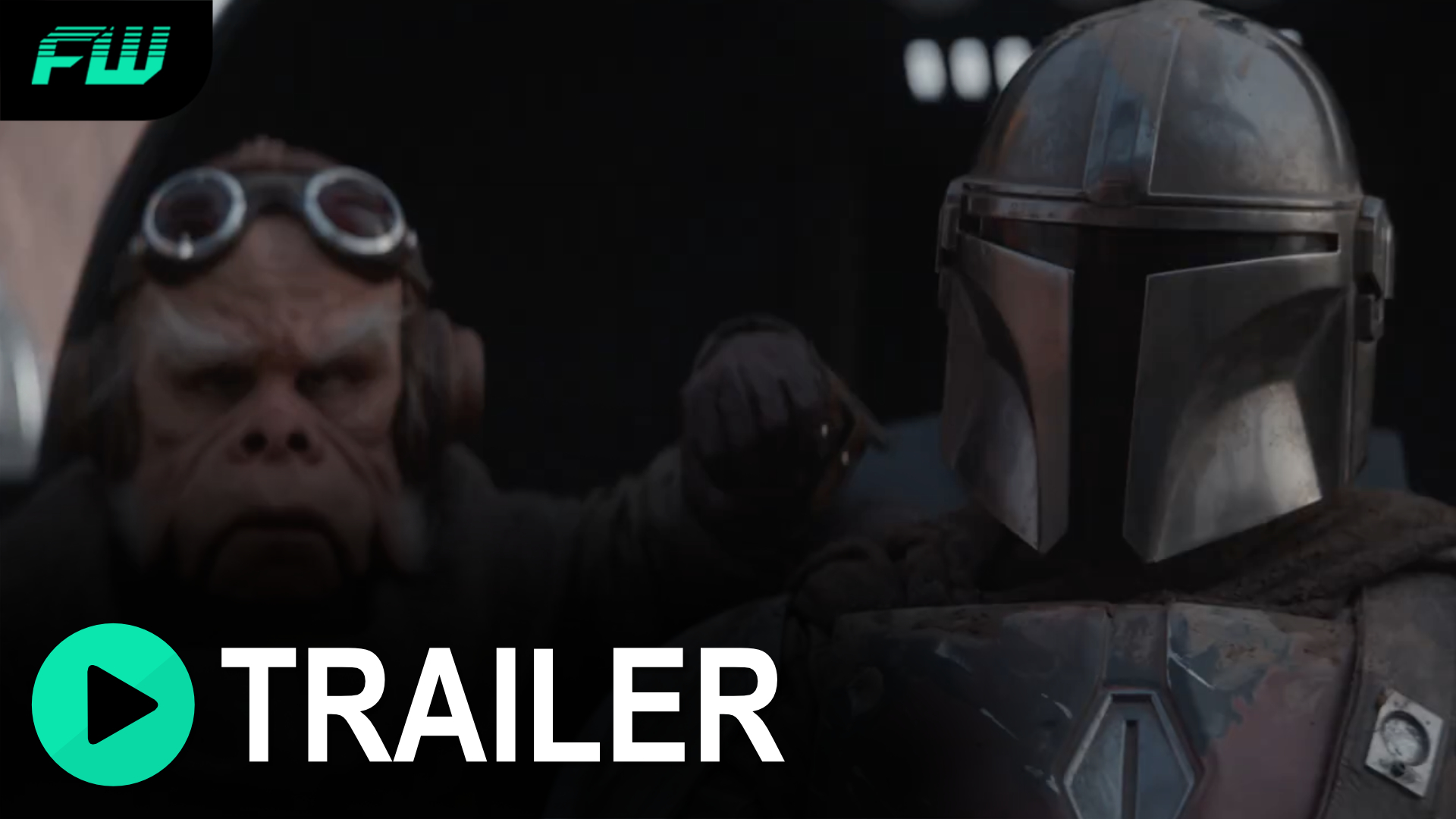 Lucasfilm Releases New 'The Mandalorian' Trailer Along With Character Posters