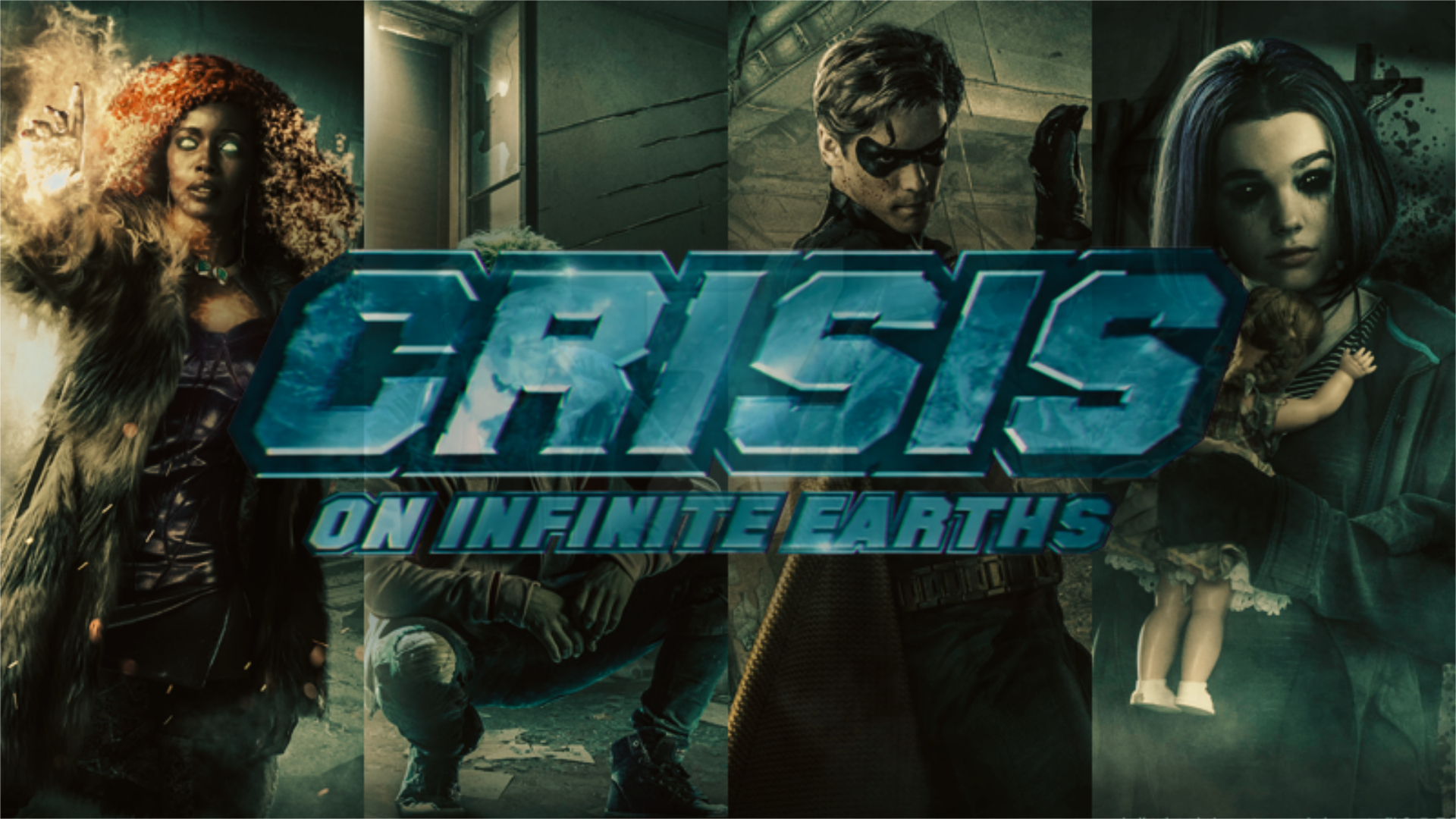 Titans in Crisis