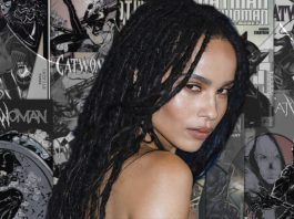 Zoë Kravitz Will Play Catwoman in 'The Batman'