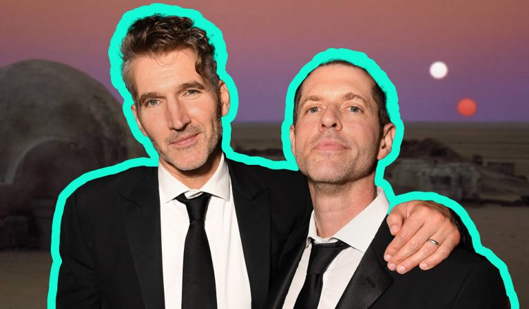 Benioff and Weiss Exit Star Wars Trilogy