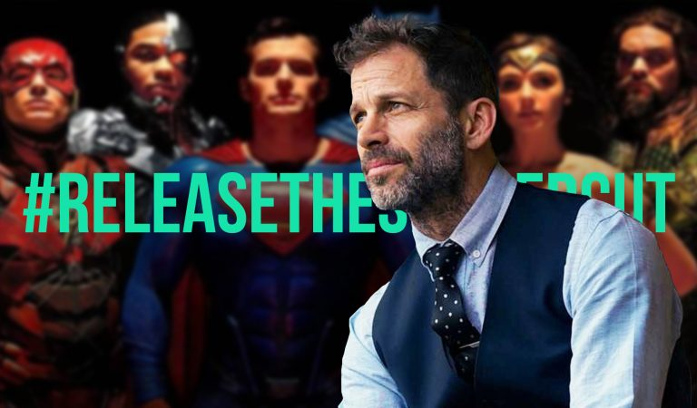Snyder says don't lose hope over his Justice League cut