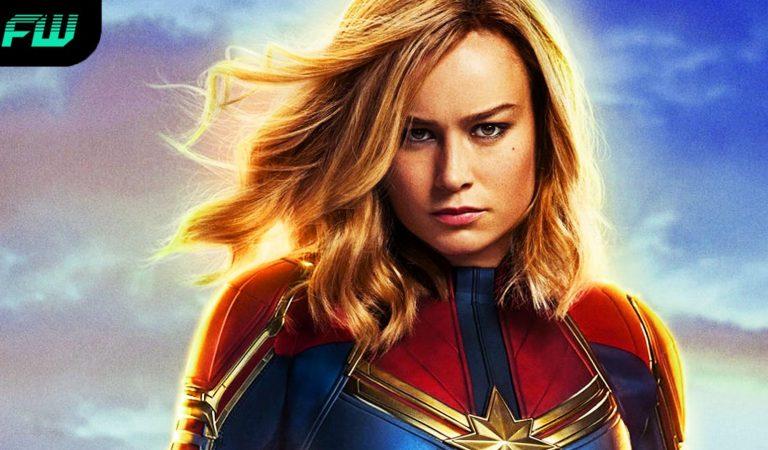 Brie Larson Claims Ignorance To 'Captain Marvel' Backlash