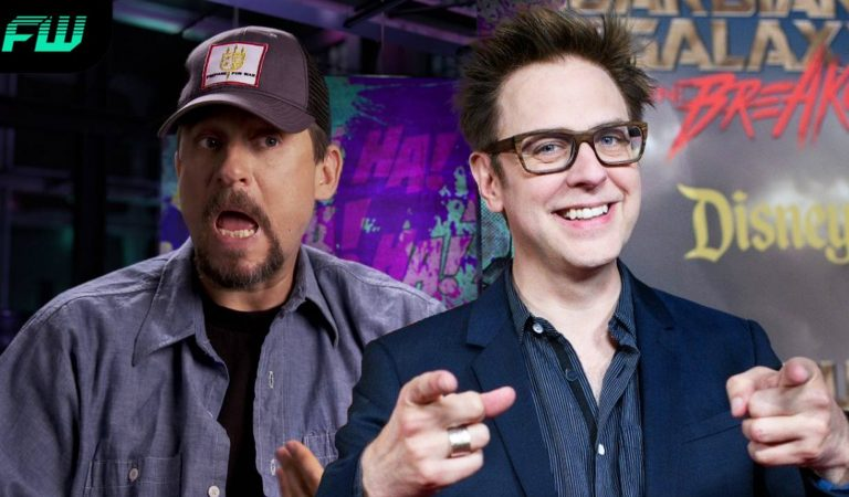 James Gunn Spoke To David Ayer Before 'The Suicide Squad'