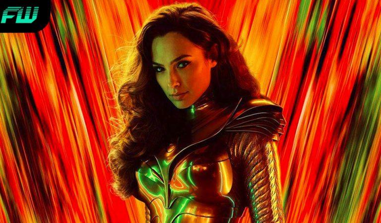 First 'Wonder Woman 1984' Trailer Revealed