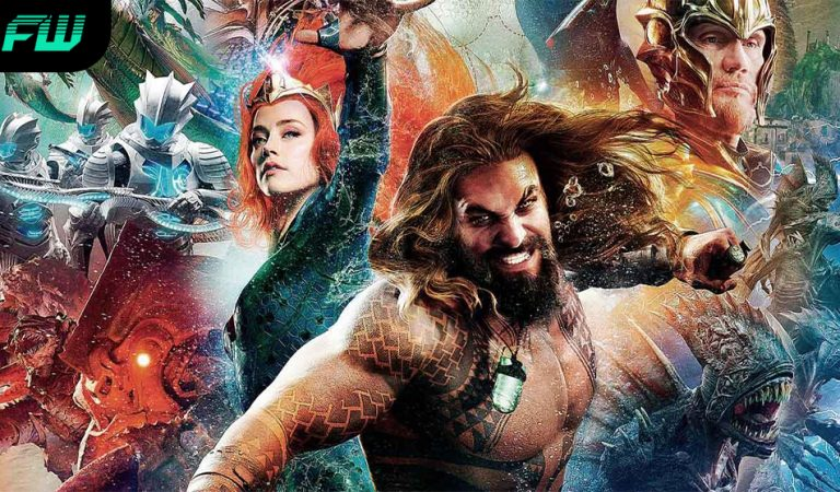 An Aquaman Miniseries In The Works At HBO Max