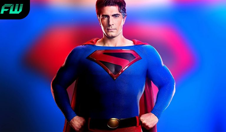 RUMOR: Brandon Routh Could Be Getting His Own Superman Series