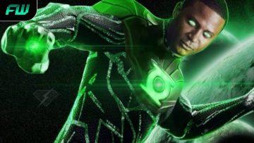 David Ramsey as Green Lantern