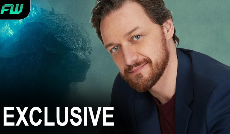 EXCLUSIVE: James McAvoy Passed On Role In 'Godzilla vs. Kong'