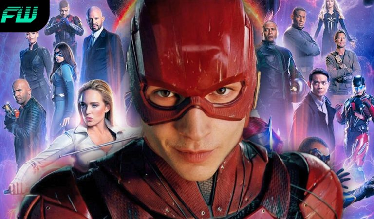 Ezra Miller Cameo On Crisis On Infinite Earths Shocks Fans (As Well As Some Co-Stars)