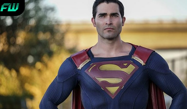 First Superman and Lois Suit Concept Art Revealed