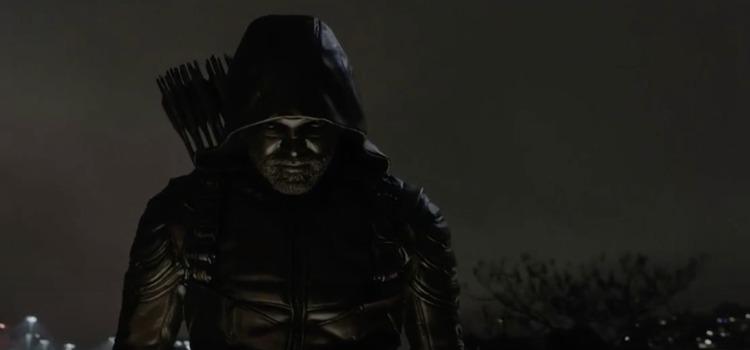 Arrow on the CW