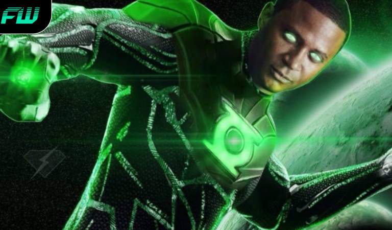 Green Lantern Connection Teased For Arrow Series Finale