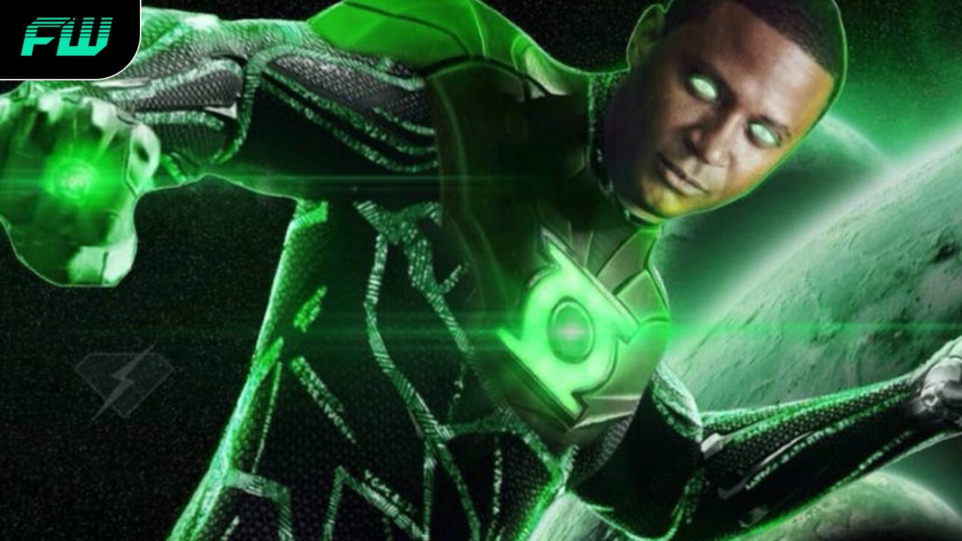 Diggle as Green Lantern