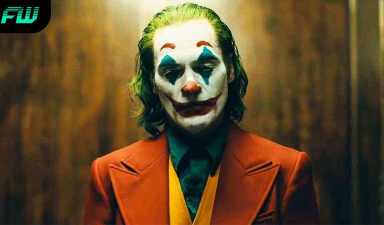 Joaquin Phoenix Wins SAG Award For Joker