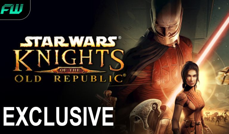 EXCLUSIVE: Knights of the Old Republic TV Show & Movie in Development