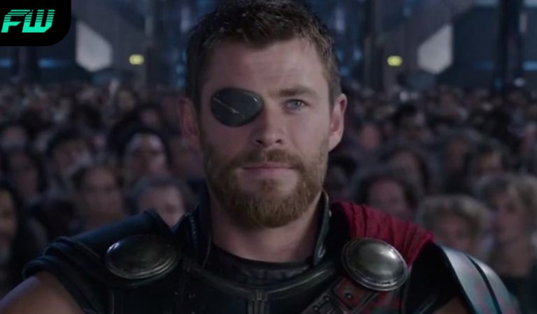 Thor Was Meant To Keep His Eyepatch in Avengers: Endgame