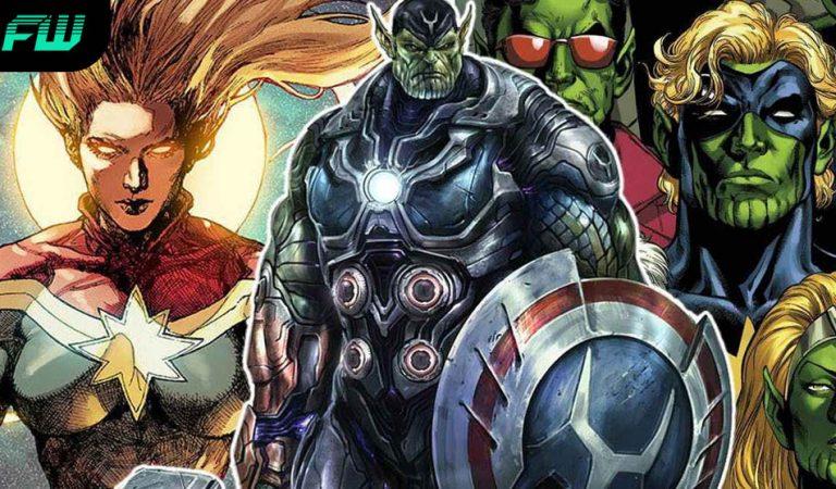 Marvel Studios Might Be Planning A Secret Invasion Storyline For Disney+