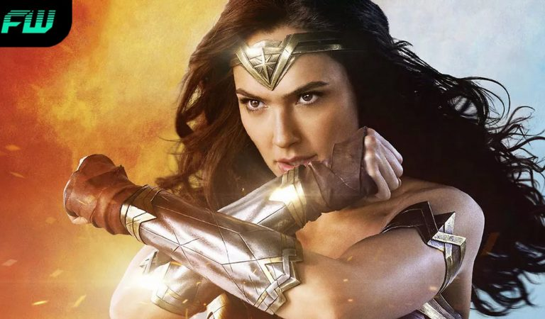 New Wonder Woman 1984 Image Released