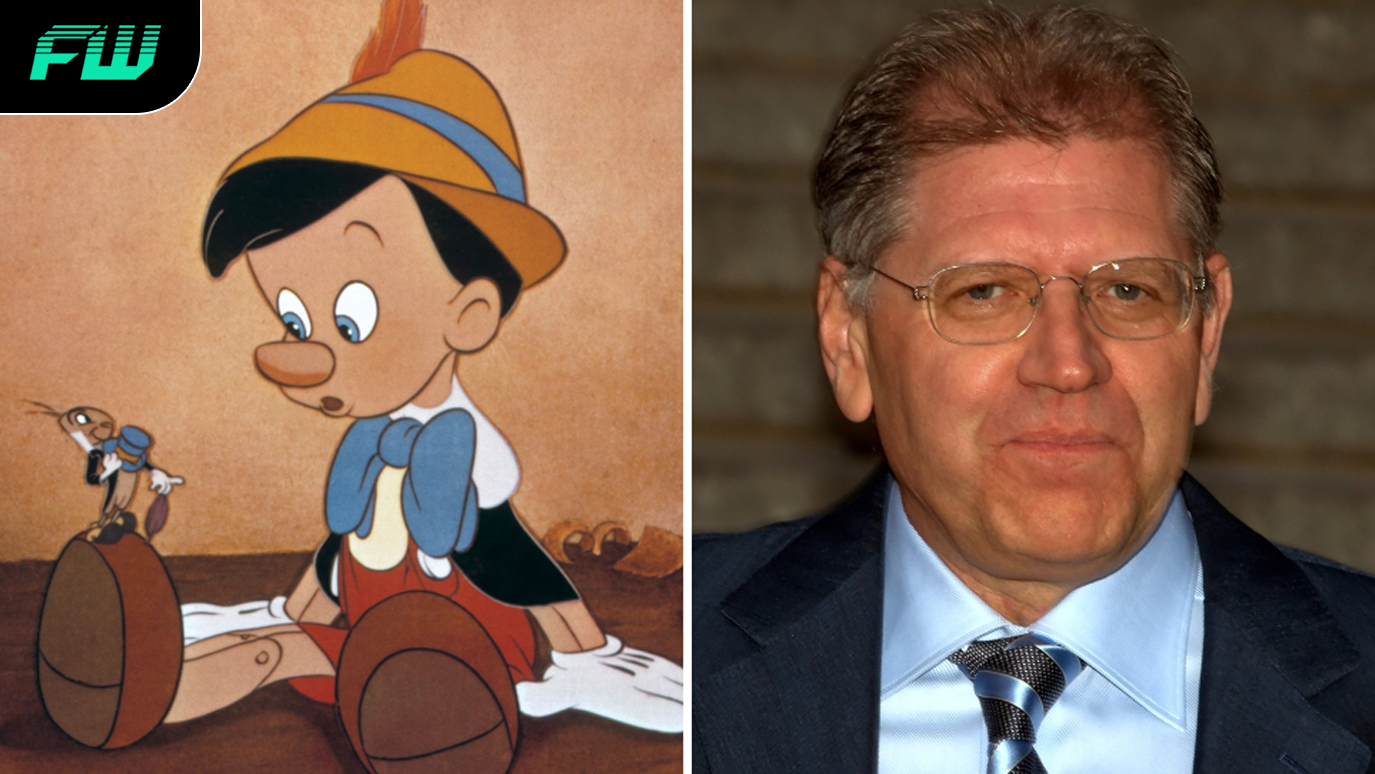 Pinocchio Robert Zemeckis