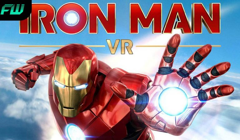 Sony PlayStation's Iron Man VR Gets Delayed