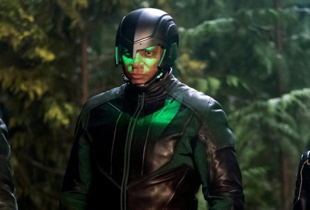 John Diggle on Arrow