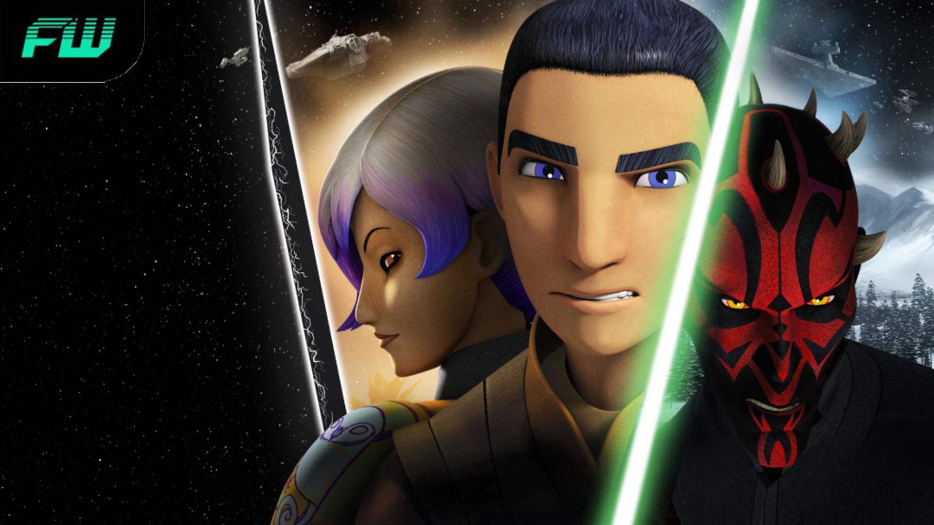 Rumor Star Wars Rebels Sequel In The Works Fandomwire