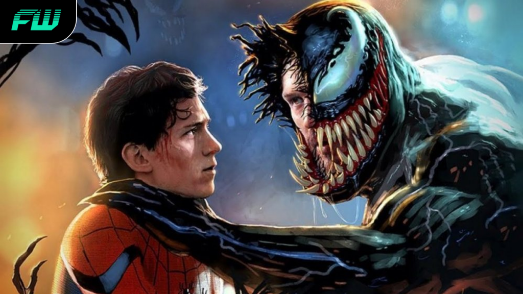 Venom and Spider-Man