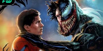 Venom and Spider-Man