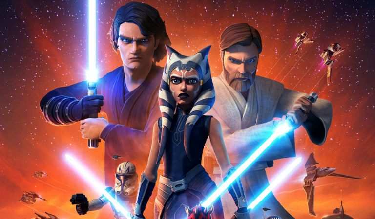 New Star Wars: The Clone Wars Trailer & Release Date Revealed