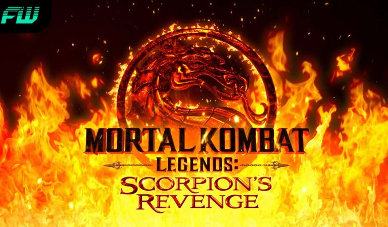 New Mortal Kombat Animated Movie Is Coming