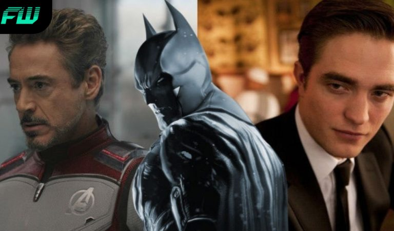 Robert Downey Jr. Is Excited To See Robert Pattinson's Batman – FandomWire